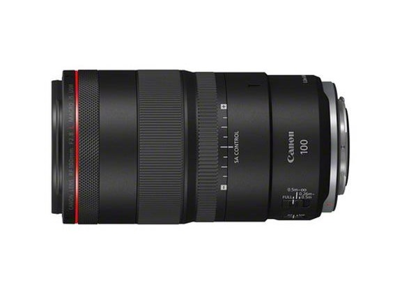 New Canon RF 100mm f/2.8L Macro IS USM Lens, Price : $1,399