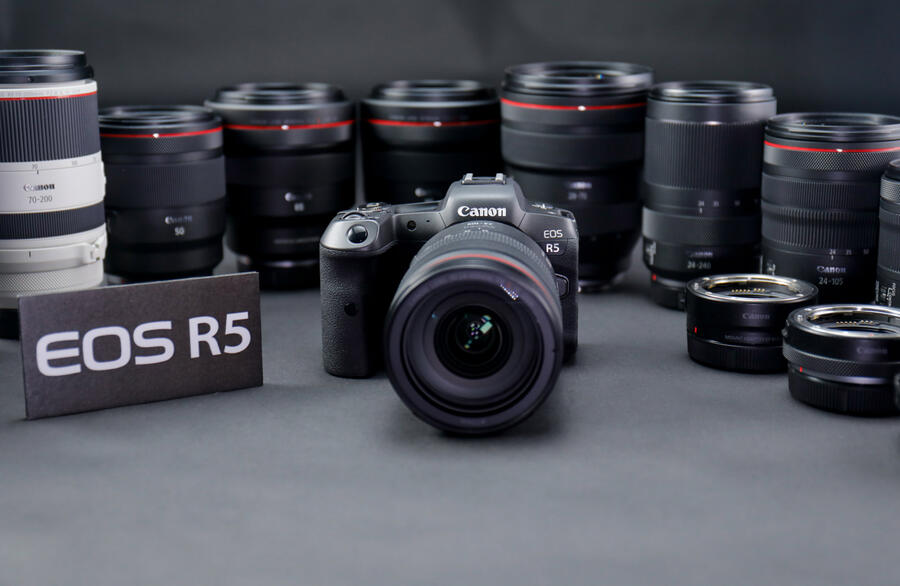 Best Canon EOS R5 Deals