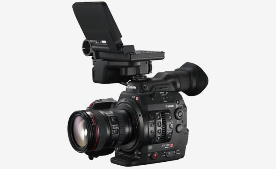Canon EOS C300S, C500S & C700DR Cinema Cameras Coming for NAB 2021