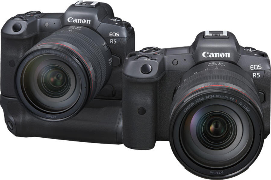 New Firmware Update Coming to Address the Canon EOS R5/R6 IBIS Issue
