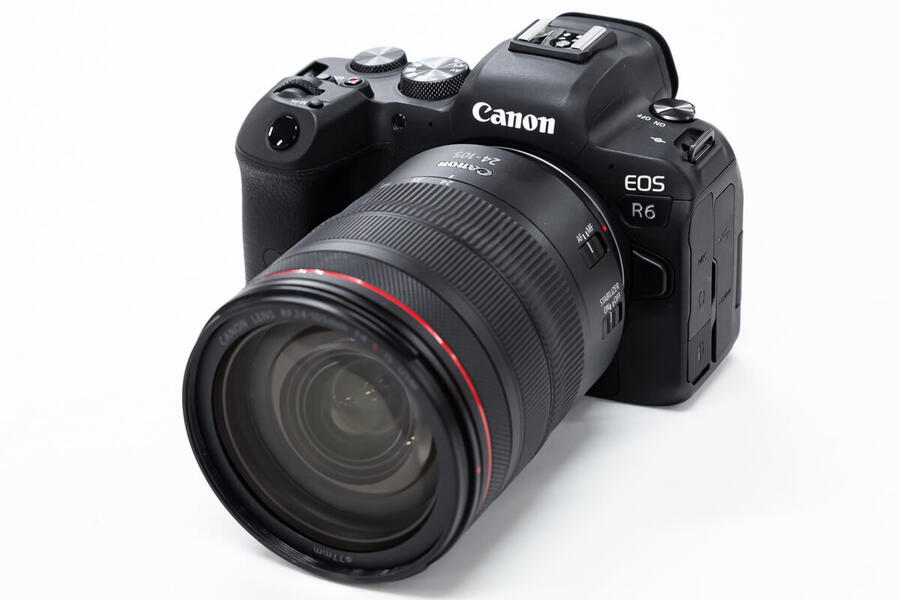 Canon EOS R6 : Best Selling Camera in the Second Half of September 2021