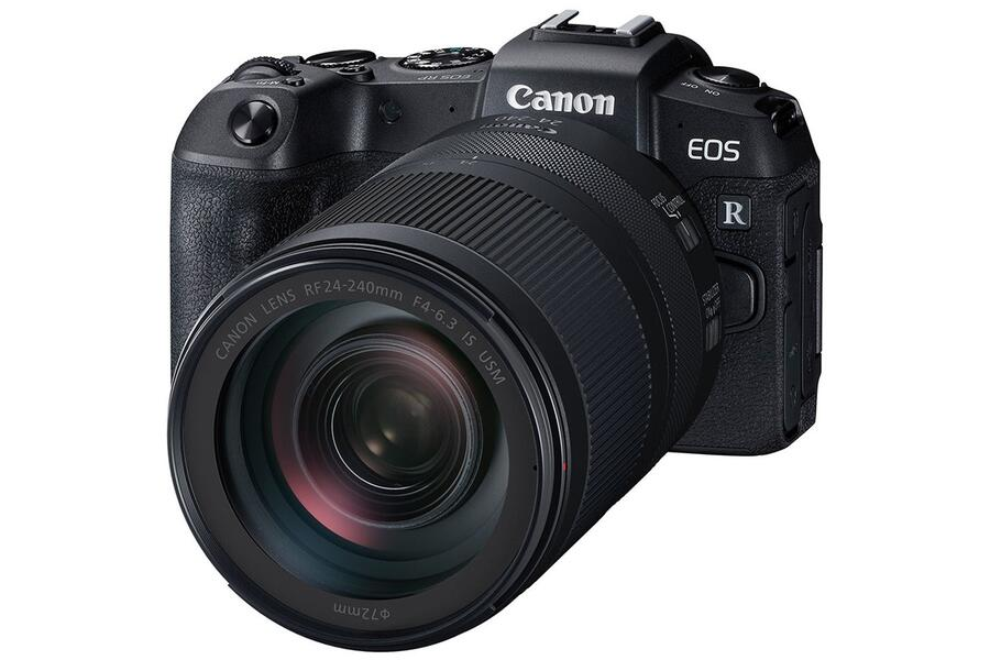 Canon EOS RP Replacement (RP Mark II) Coming after the EOS R3