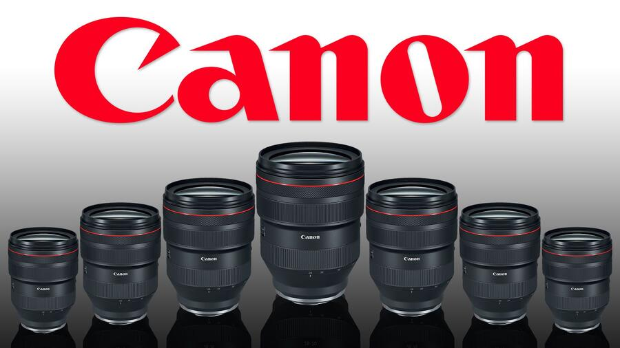 Canon RF Lens Roadmap for 2021 & 2022