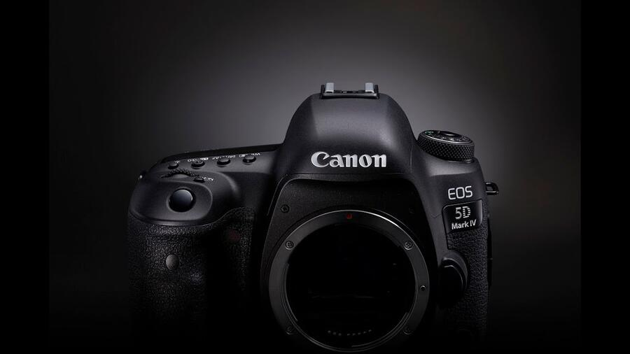 Canon EOS 5D Mark IV Firmware Update Version 1.3.3 Released