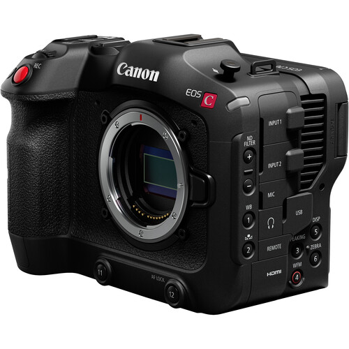 Canon EOS C70 Firmware Update Version 1.0.1.1 now Available