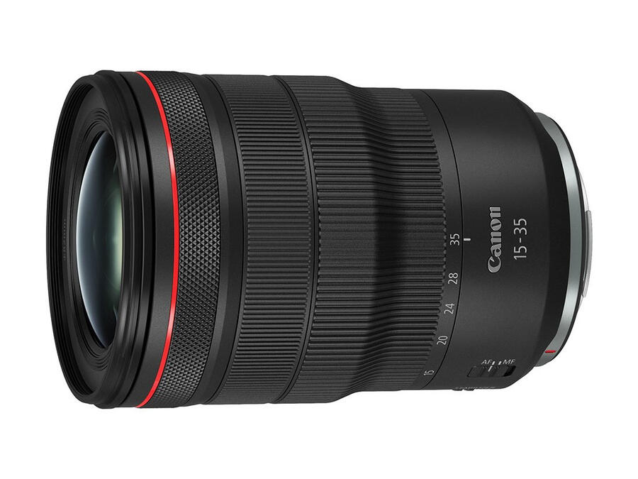 Coming Next : Canon RF 14-35mm f/4L IS USM Lens