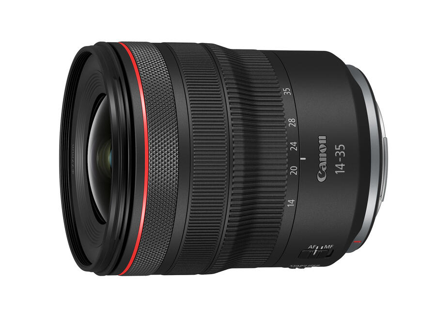 Canon officially announces the RF 14-35mm f/4L IS USM