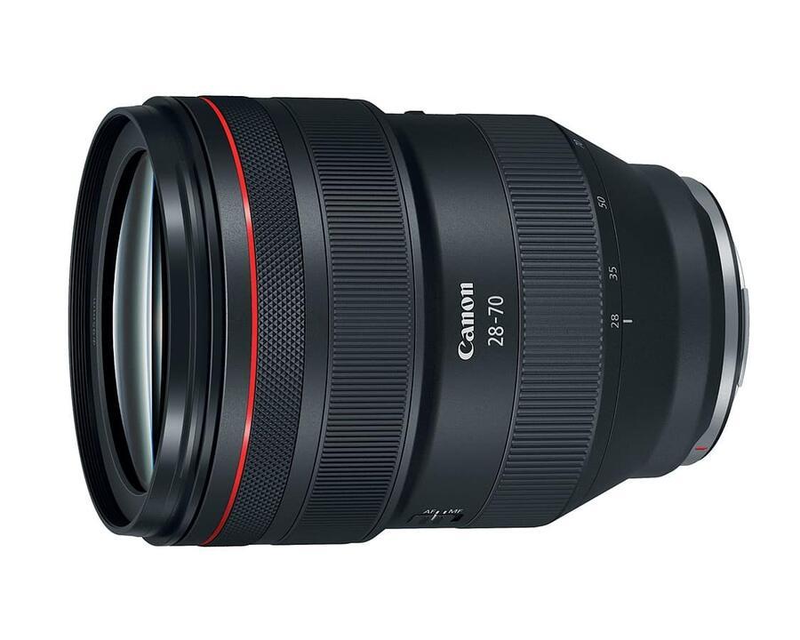 Canon RF 28-70mm f/2L & RF 15-35mm f/2.8L Lenses in Stock