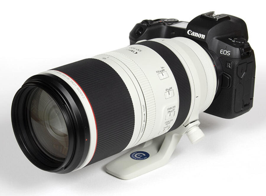Canon RF 100-500mm f/4.5-7.1L IS USM Lens in Stock & Shipping