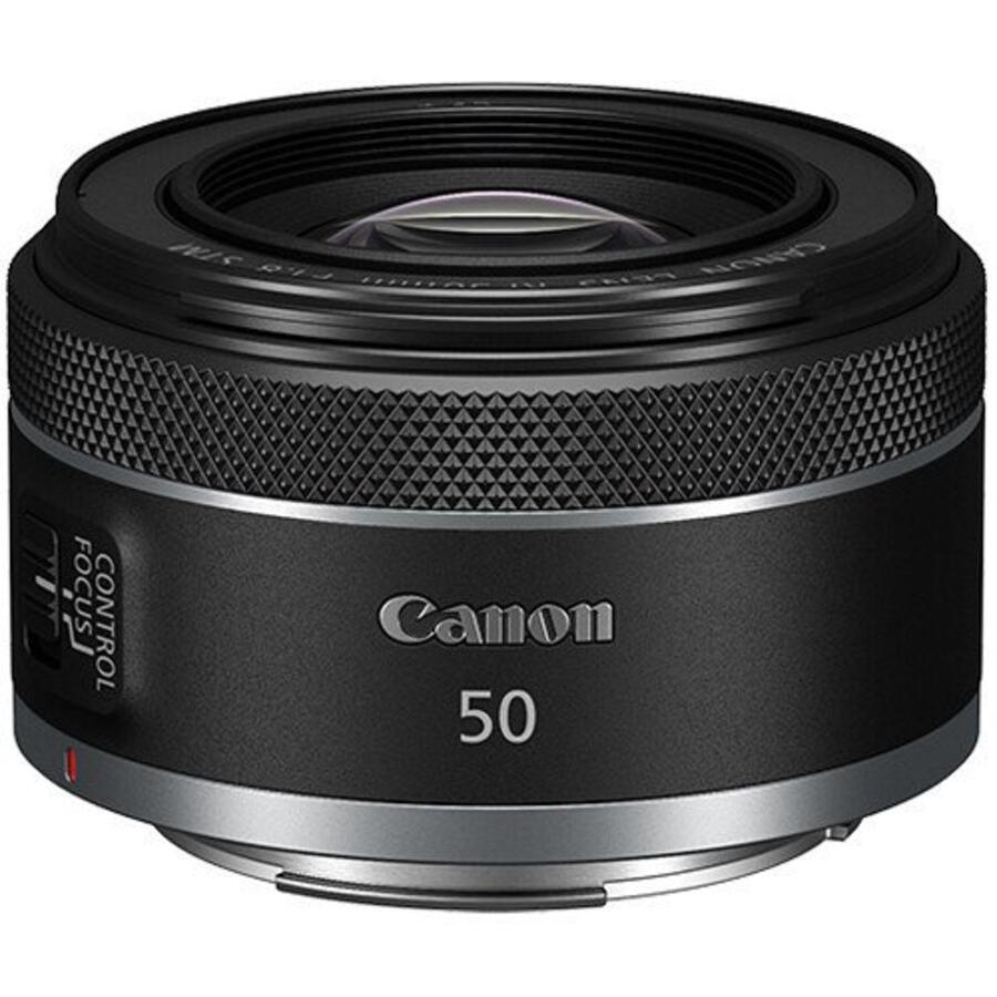 Canon RF 50mm f/1.8 STM Lens Review