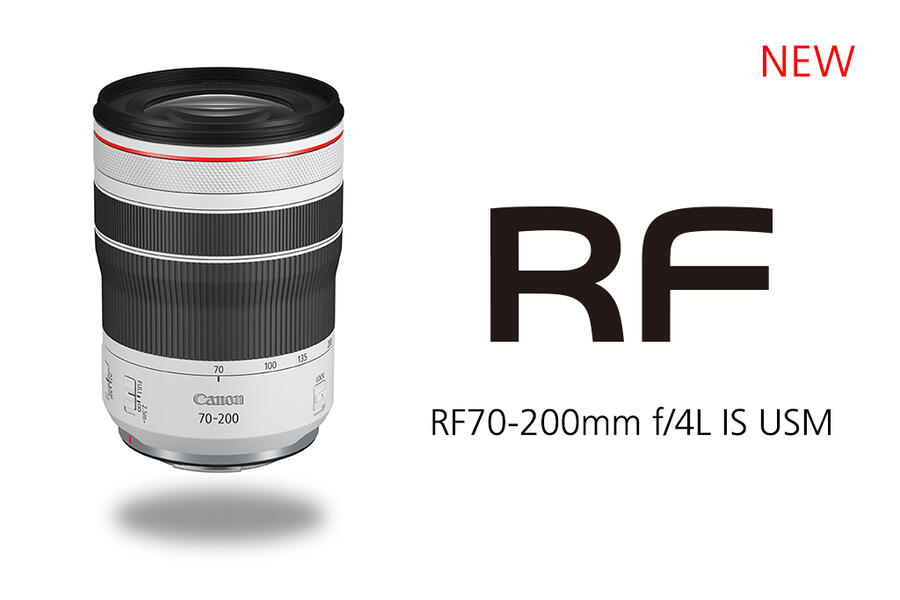 Canon RF 70-200mm f/4L IS USM LensReview