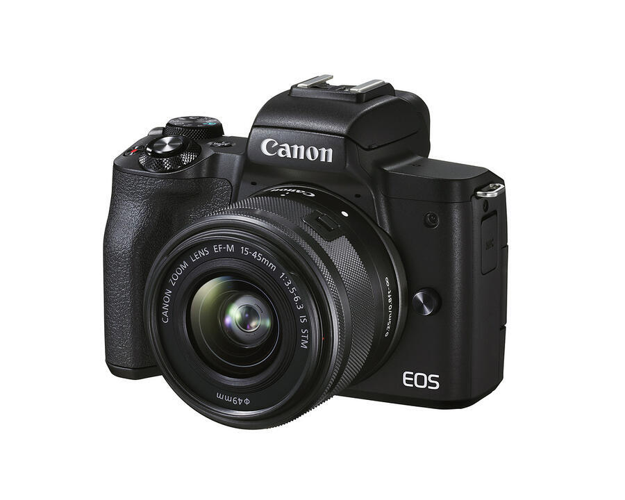 Canon EOS M50 Mark II Gets Silver Award with 80% Overall Score