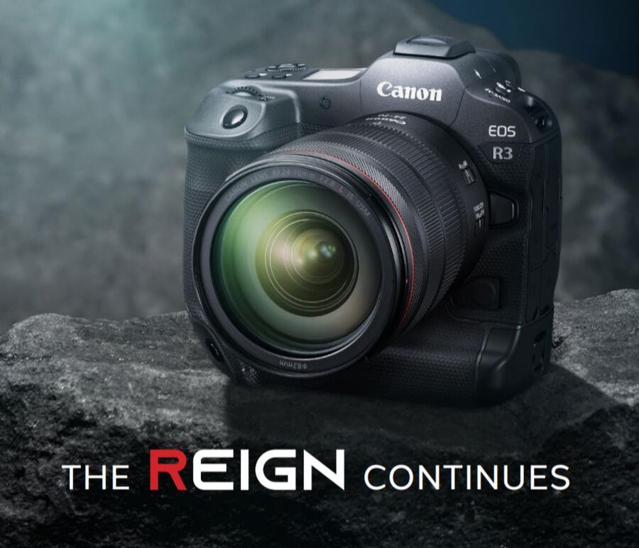 Canon EOS R3 Brochure Now Available