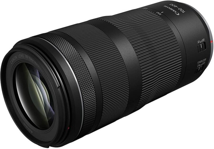Canon Announces RF 16mm f/2.8 and RF 100-400mm Lenses